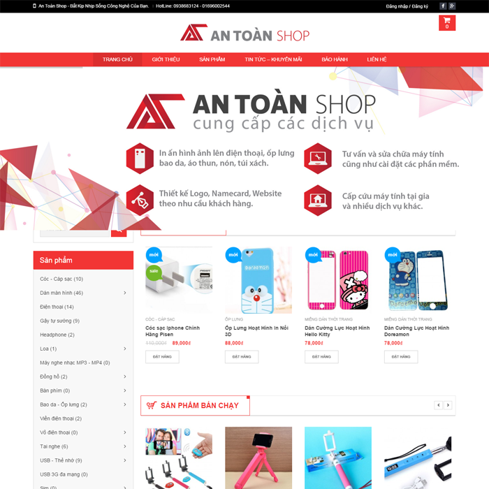 An Toàn Shop