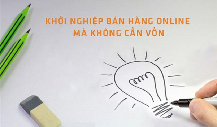 Ban Hang Online Khong Can Von